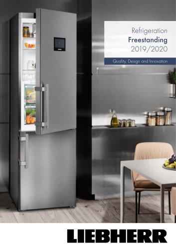 Refrigeration Freestanding 2019/2020