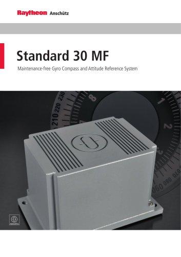 Anschütz Gyro Compass Standard 30 MF (maintenance-free)