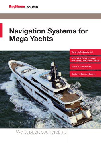 Navigation for Mega Yachts