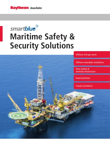 Smartblue Maritime Safety and Security Solutions