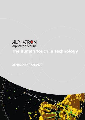 Alphachart Radar T Alphatron, Transas
