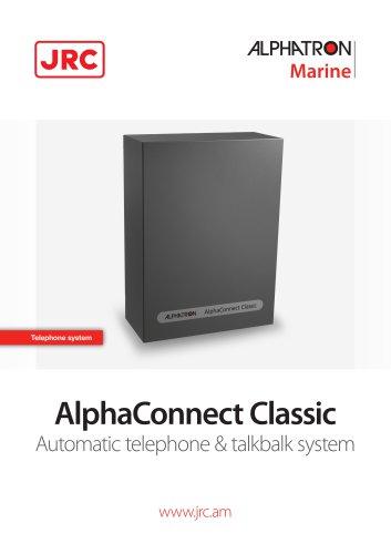 AlphaConnect Classic