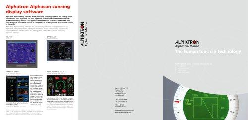 Alphatron MF Line - control panels