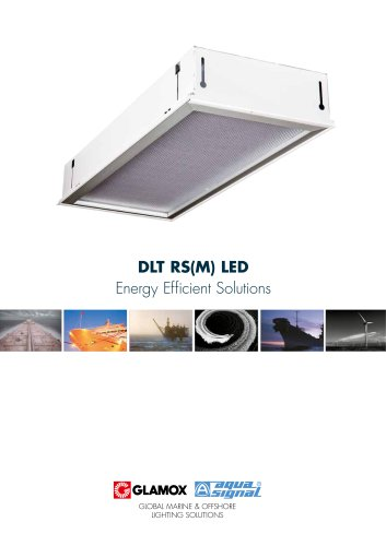 DLT RS(M) LED Leaflet
