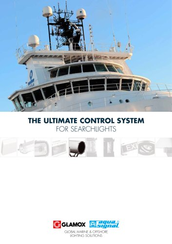 The ultimate control system for searchlights