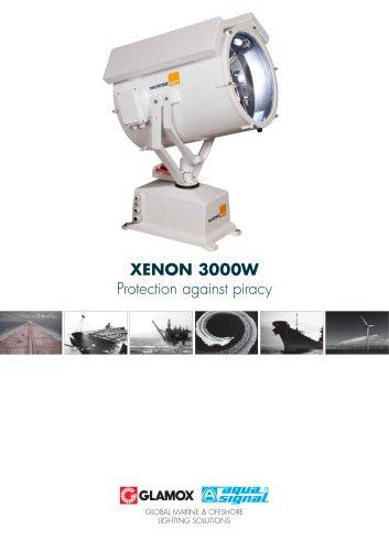 Xenon 3000W