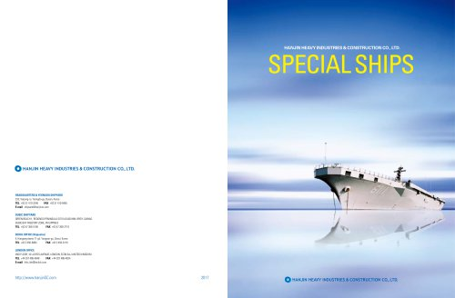 Special Ships
