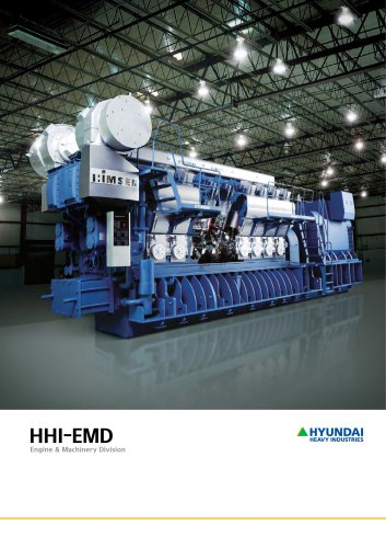 HHI-EMD Engine & Machinery Division
