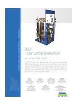 3SEP oily water separator
