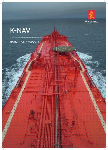 K-Nav navigation products