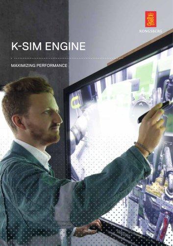 K- Sim Engine, Engine room simulators