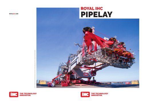 Pipelaying