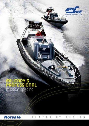Norsafe MilPro Brochure