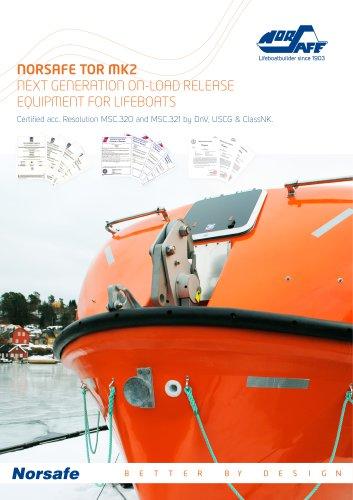 Norsafe TOR MK2 Hook System