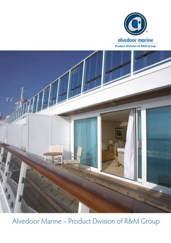 Alvedoor marine - Product Division of R&M Group