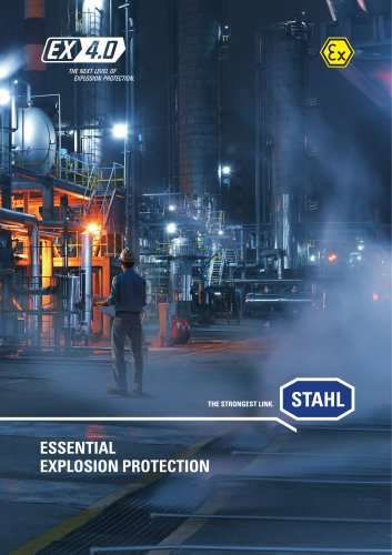 ESSENTIAL EXPLOSION PROTECTION