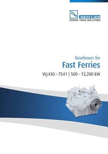 Fast Ferries VLJ 430 - 7541