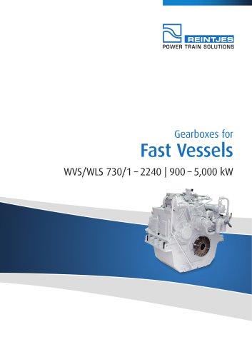 Fast Vessels WVS/WLS 730-1 - 2240