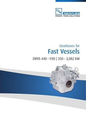 Fast Vessels ZWVS 440 - 930