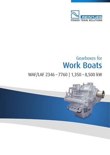 Work Boats WAF/LAF 2346 - 7760