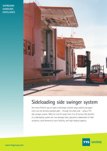 side loading side swinger