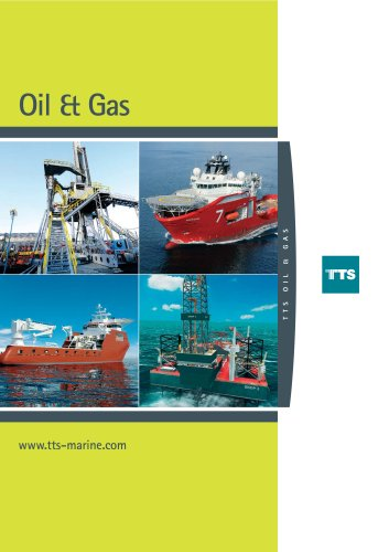 TTS Oil & Gas Brochure