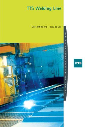 TTS Web Welding Line