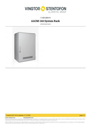 AACM-144 System Rack