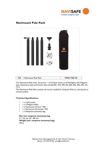 Navimount Pole Pack