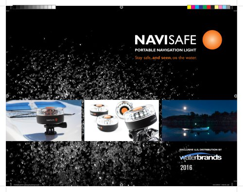 Portable Navigation Light 2016