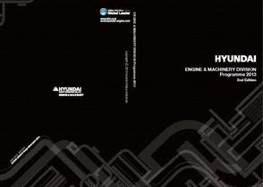 ENGINE & MACHINERY DIVISION Programme 2013 2nd Edition