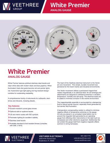 White Premier Line