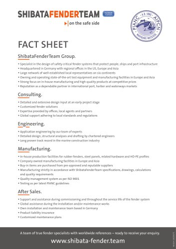 Fact Sheet - English