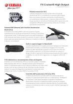 FX Cruiser® High Output - 3