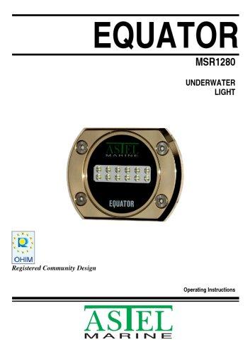 EQUATOR MSR1280
