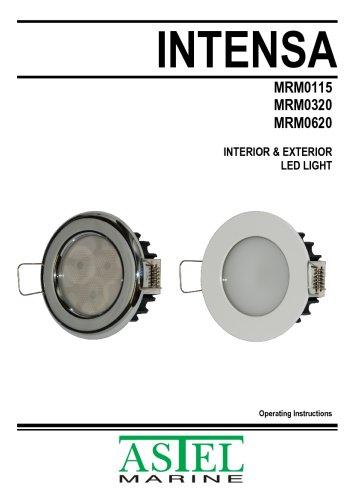 INTENSA MRM0115, MRM0320, MRM0620