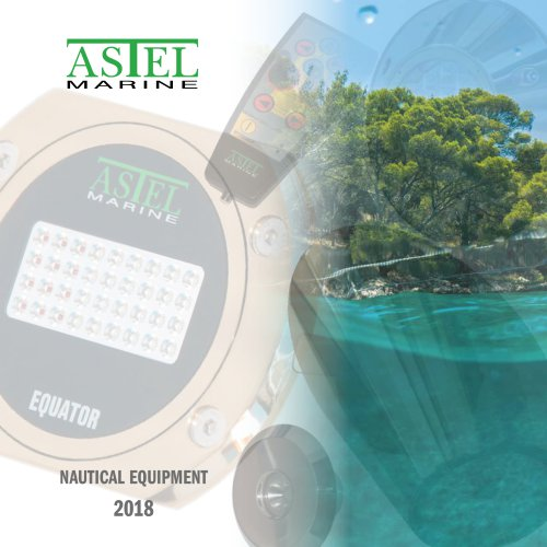 Nautical Equipment 2018 - ASTEL MARINE