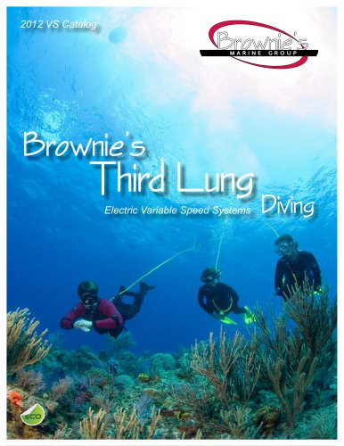 BMG Third Lung Variable Speed Product Catalog