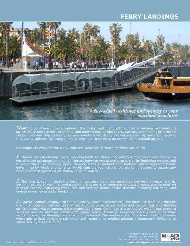 Ferry landings