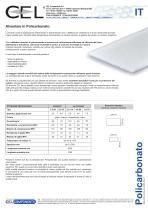 policarbonato alveolare - 1