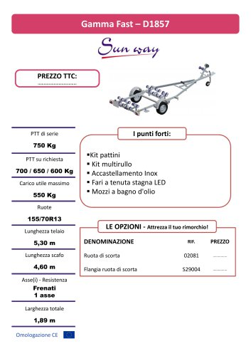 Product Sheet 2020