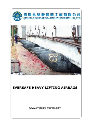 Eversafe Heavy Lifting Airbags
