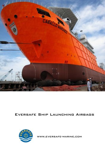 Eversafe Ship Launching Airbags