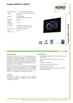 Datasheet VMP70
