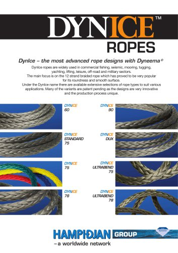 DYNICE ROPES