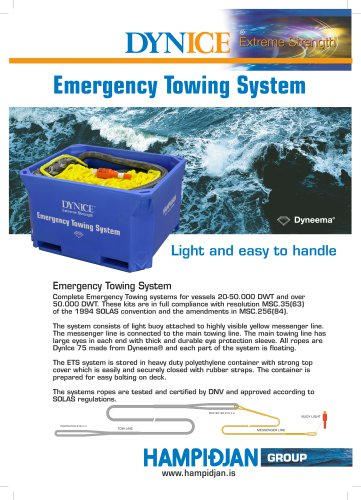 Emergency Towing System