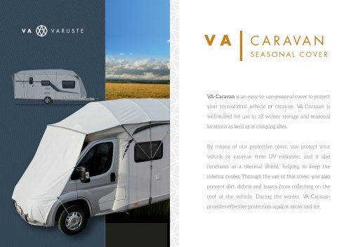 VA-CARAVAN seasonal cover