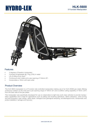 HLK-5600