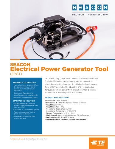 PSAS-Electrical Power Generator Tool