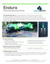 Endura Technical Specifications